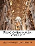 Religionsannalen, Heinrich Philipp Conrad Henke, 114865237X