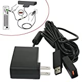 Microsoft Xbox 360 Kinect Sensor USB AC Adapter Power Supply Cable Cord