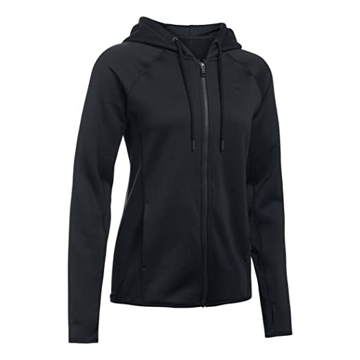 1e588a643 Amazon.com: Under Armor Women's Storm Armour Fleece Full Zip Hoodie:  Clothing