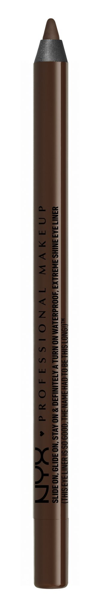 NYX Professional Makeup Slide On Pencil,SL15 Brown Perfection