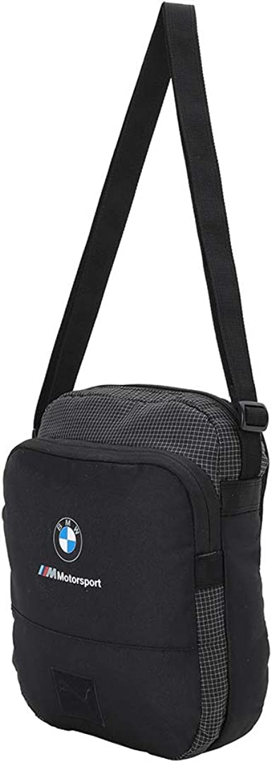 PUMA BMW M Motorsport Utility Bag Sac Banane Mixte