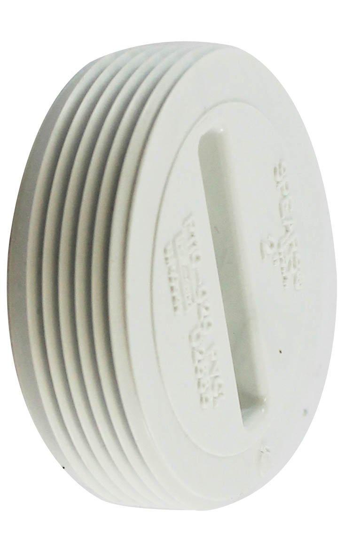 Canplas 193062 Countersunk Self Sealing Plug, 2-Inch