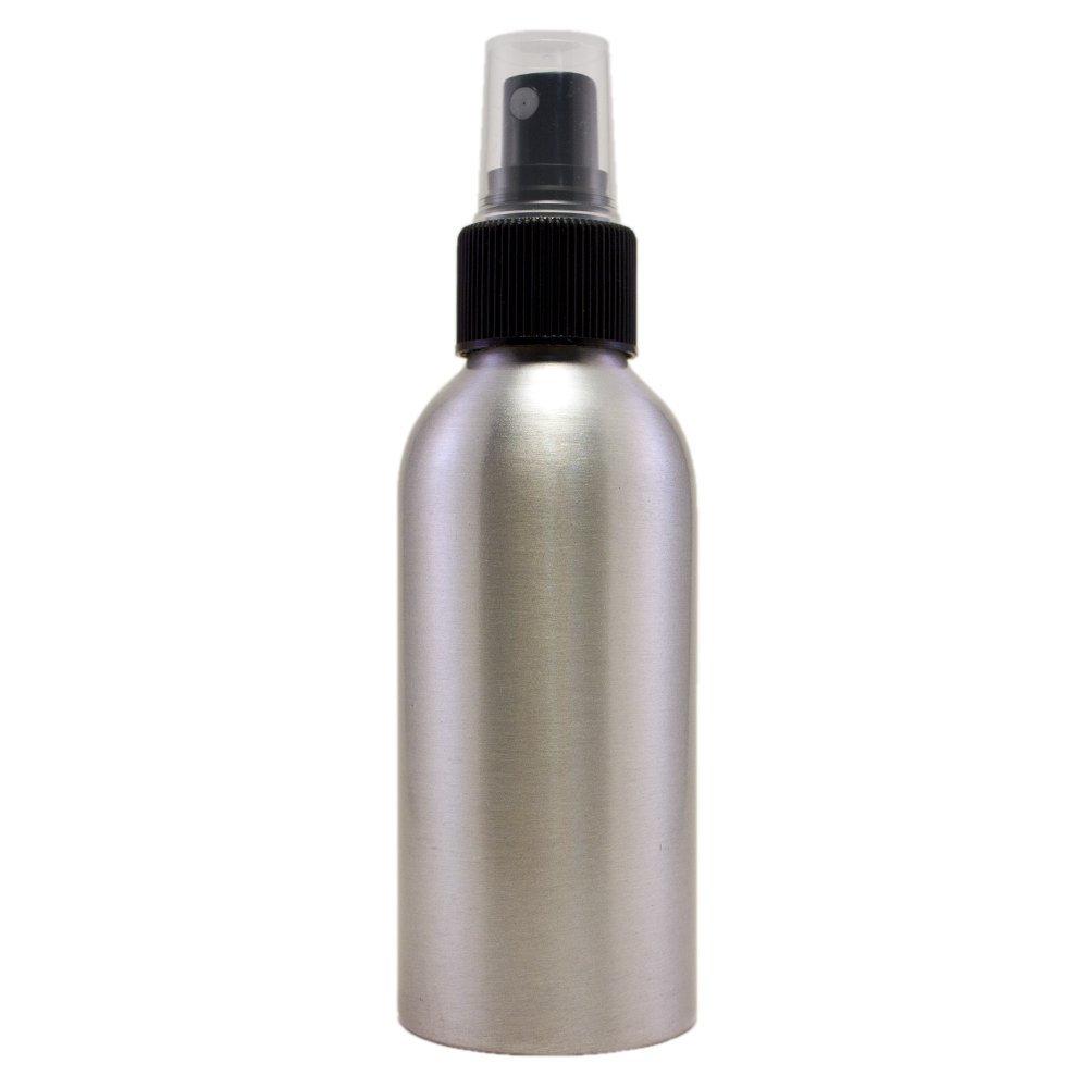 50eb54cc76fd Greenhealth Aluminum Refillable Travel Spray Bottle Mister - 4 Oz (6 Pack)