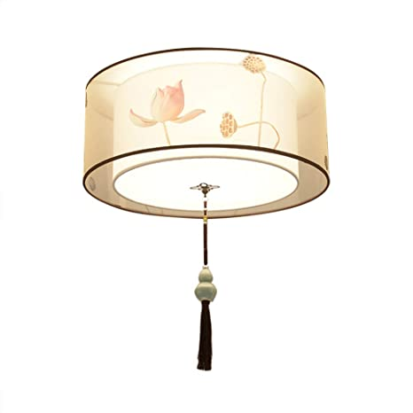 SPA * Nueva lámpara de techo china, montaje en superficie ...
