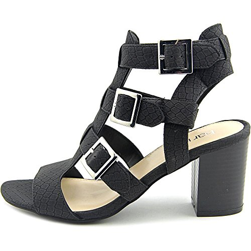 Bar III Kara - Sandalias de vestir de Material Sintético para mujer Dew negro