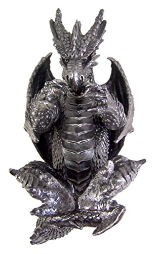 Gothic Dragon Wine Bottle Holder 6 3/4 Inch by Dragon Wine Display (Image #5)