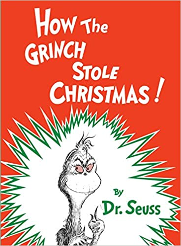 how the grinch stole christmas classic seuss dr seuss 0784497381469 amazoncom books - Classic Christmas Books