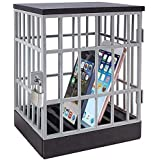 Mobile Phone Jail Cell Phones Prison Lock Up Safe Smartphone Stand Holders Classroom Home Table Office Storage Gadget…