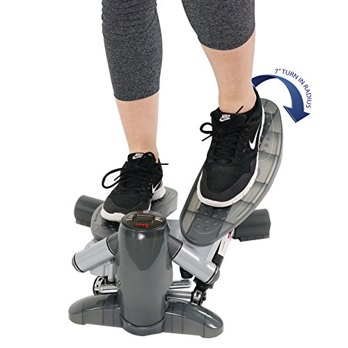 Sunny Health & Fitness S0636 Twist in Stepper