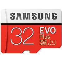 Samsung MB mc32ga/AMZ scheda di memoria, 32GB trasparente