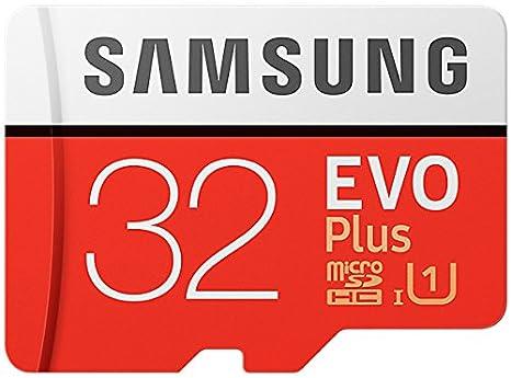 Samsung MicroSDHC - Tarjeta de Memoria de 32 GB - Amazon Exclusive ...