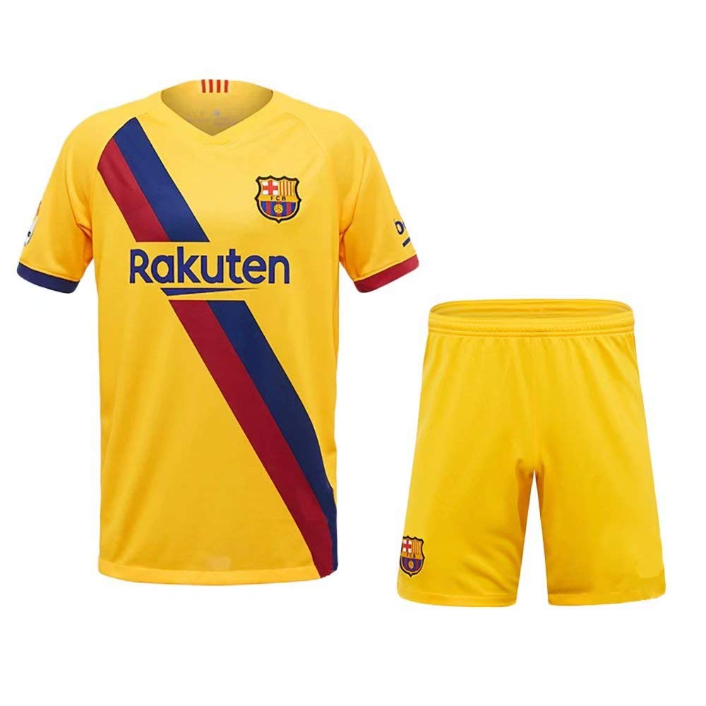 RuHan Personalized Club Football Jersey 2019-2020 Away /& Away Football Kits For Kids Adults Men Women Football Jersey /& Shorts /& Socks Customized Any Player Name and Number