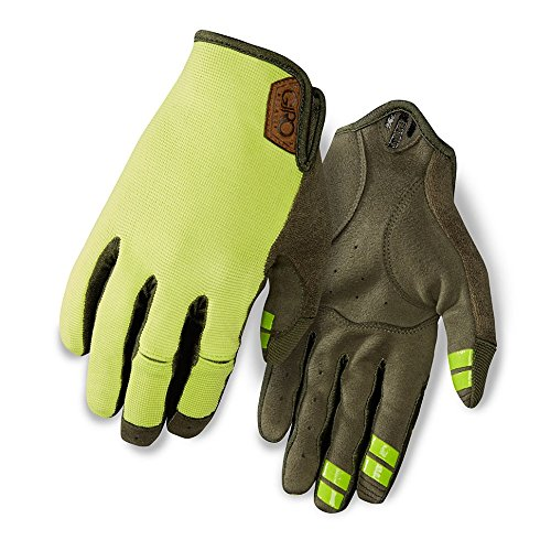 Giro DND Glove - Men's Bright Lime/Mil Spec Small