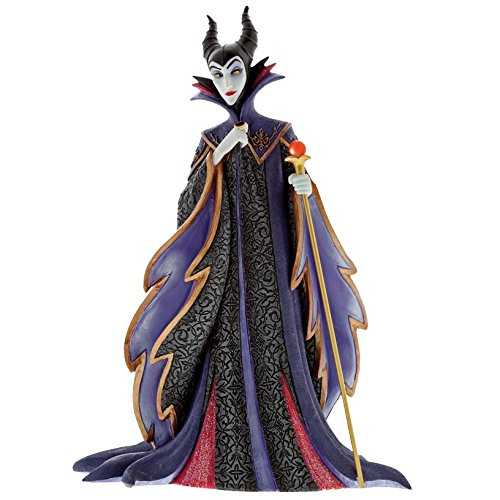 Enesco Disney Showcase Sleeping Beauty Maleficent, 8.75