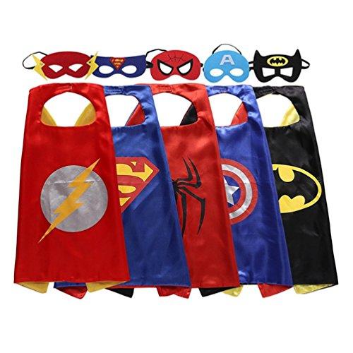 SamTa (Superman Costume For Kids Flying)