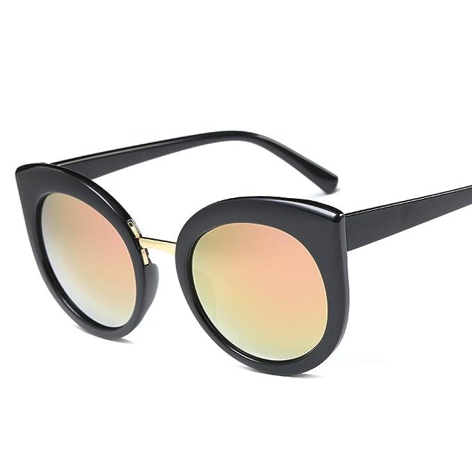 WKAIJC Mode Persönlichkeit Bequem Anspruchsvoll Kreativ Sonnenbrille Der Zustrom Von Menschen Männern Und Frauen Sonnenbrillen,C