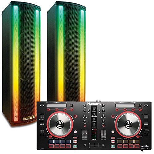 Numark Mixtrack Pro 3 and Lightwave DJ Bundle
