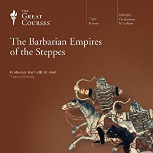 The Barbarian Empires of the Steppes Lecture