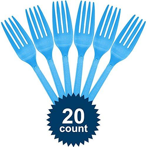 Caribbean Premium Quality Forks 24ct