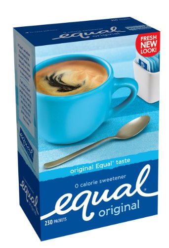 Édulcorant Equal, Box 230-Count (pack de 3)