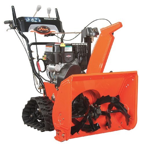 ariens 24 compact snow blower reviews