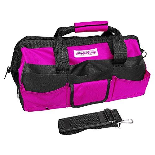 MASTERTEC Pink 16in Deluxe Storage Bag -