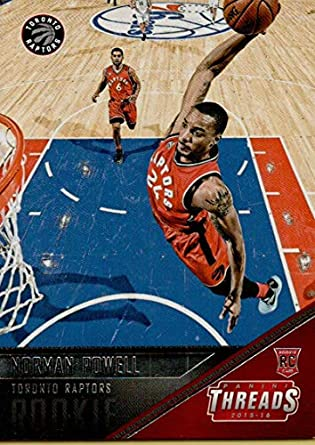 Amazon.com: 2015-16 Threads Rookies #189 Norman Powell RC ...