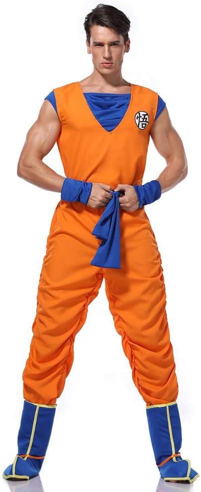 SHIXUE Disfraz Cosplay Adulto Disfraz De Halloween Dragon Ball Z ...