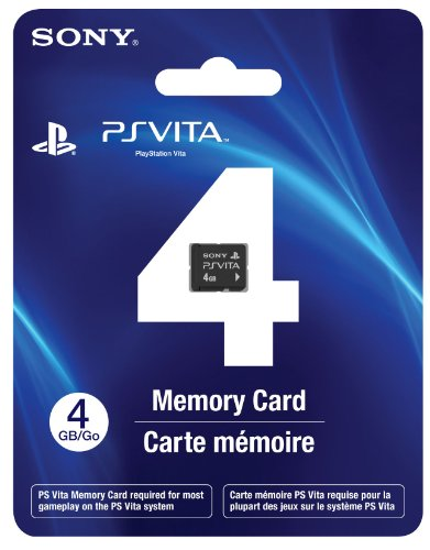 511KlqNXJVL - 4GB PlayStation Vita Memory Card