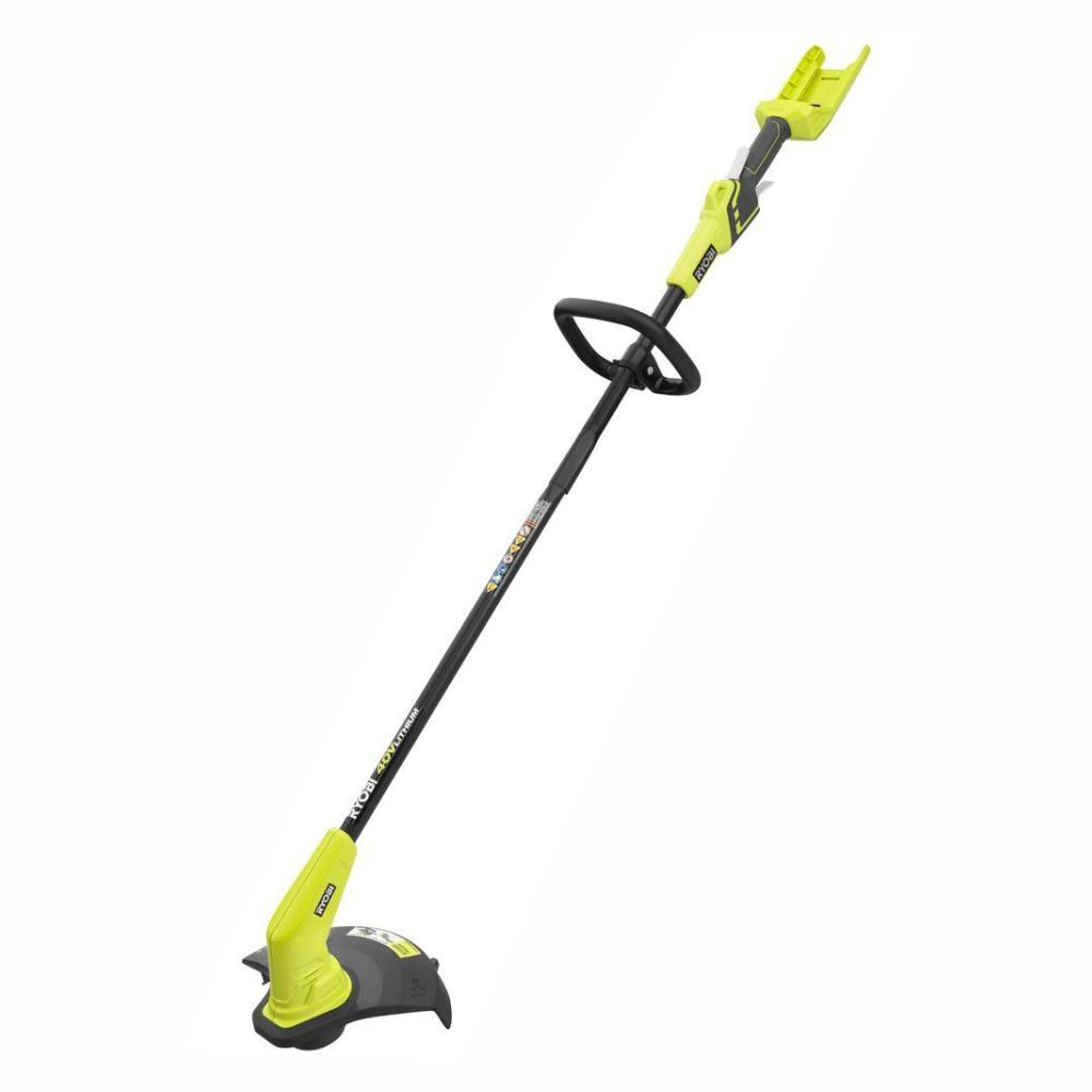Ryobi RY40204 40-Volt Lithium-Ion Cordless String Trimmer - Battery and Charger Not Included