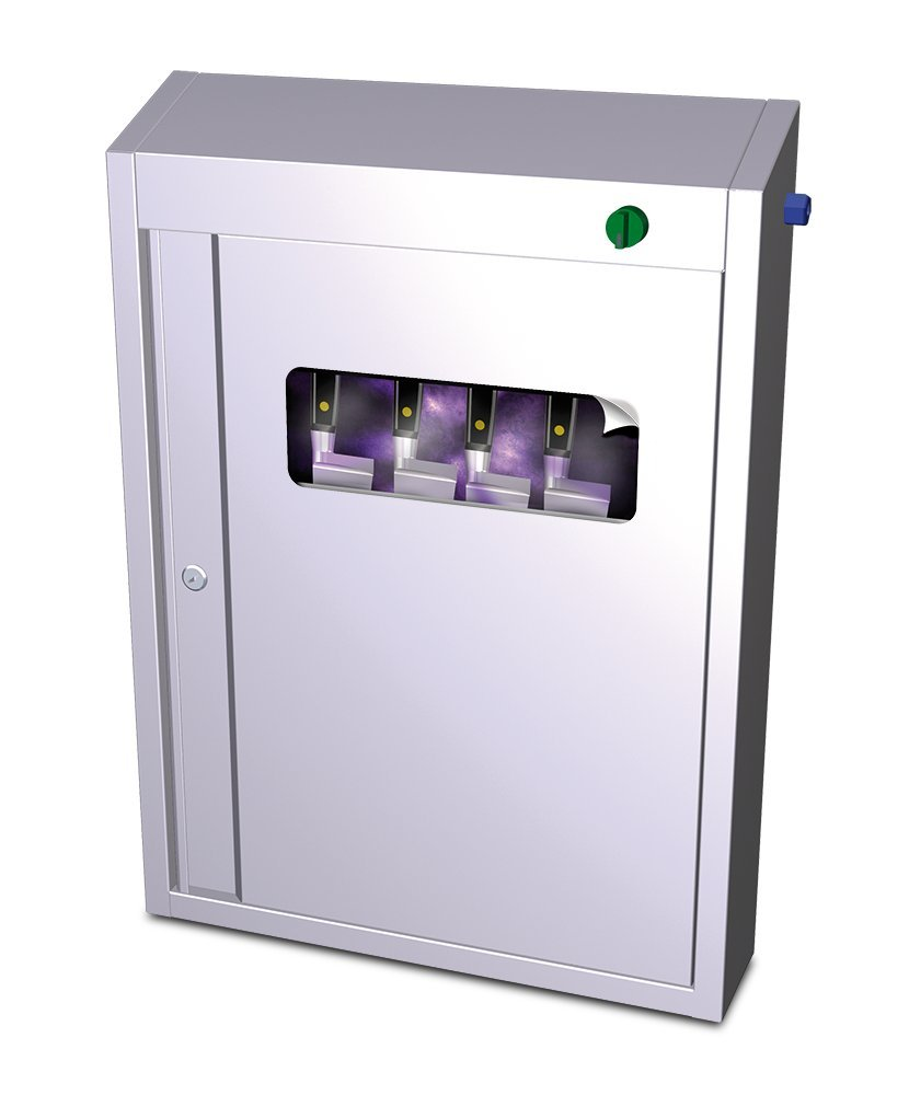 Fricosmos 040460 Armario Esterilizador de Cuchillos Ozono ...