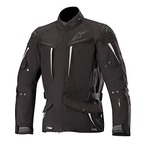 Alpinestars Yaguara Drystar Jacket Black Anthracite -