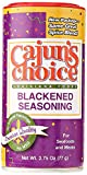 Cajun's Choice Blackened Seasoning, 2.75-Ounce Packages (Pack of 12)