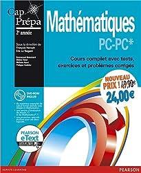 Mathématiques PC-PC*+ eText: Cours complet avec tests, exercices et problèmes corrigés