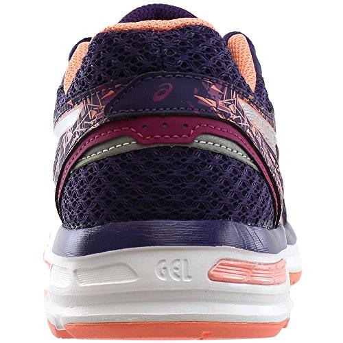Mujer Entrenamiento Asfalto de de Zapatos Gel Begonia Pink 4 Carrera Excite Asics en Silver Grape wqXxvBzq