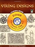 Viking Designs, Dover Staff, 0486995348