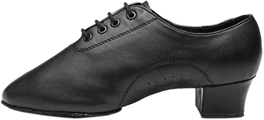 Deylaying Hombres Chicos Zapatos de Bailes Latinos Shoes de