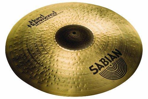 Sabian 21-Inch HH Raw Bell Dry Ride Cymbal [並行輸入品]   B076Z1849X