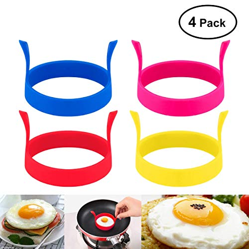 Silicone Pancake Kitchen Cooking Poacher product image