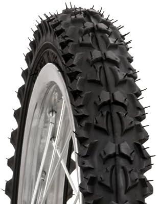 SCHWINN, All-Terrain Tire, Versatile Thread Durable Construction, 16