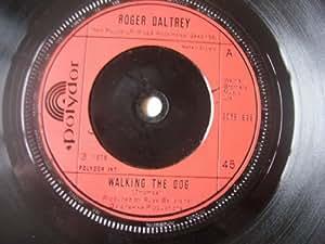 "Walking The Dog / Proud - Roger Daltrey 7"" 45"
