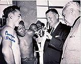 Carmen Basilio US Marine Corps USMC Rare HOF Boxing