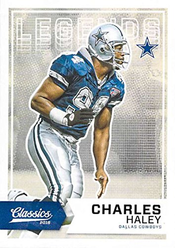 Football NFL 2016 Classics Legends #130 Charles Haley NM-MT Cowboys
