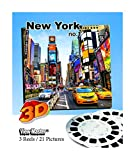 ViewMaster Classic New York City 1 - 3 reels 2013 City Scenes