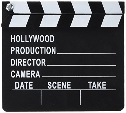 Hollywood Director's Film Movie Slateboard