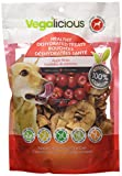 Vegalicious Dehydrated Dog Treats, Apple Rings, 158.8g/5.6 oz, 1 Pouch