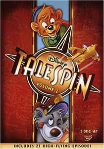 TaleSpin Volume 2 (Sous-titres français)