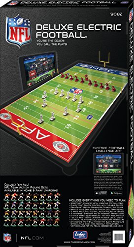 7f6f2da0572 NFL Deluxe Electric Football Game - Import It All