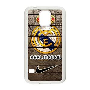 Real Madrid New Style High Quality Comstom Protective case cover For Samsung Galaxy S5
