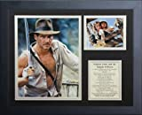 "Legends Never Die ""Indiana Jones Temple of Doom"" Framed Photo Collage, 11 x 14-Inch"